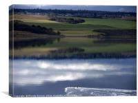 Cromarty Firth, Canvas Print