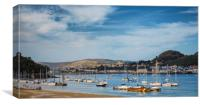 Conwy Harbour, Canvas Print