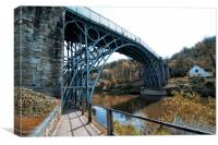 Ironbridge 2017, Canvas Print