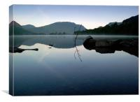 Buttermere Lake, Lake District, Canvas Print
