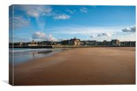 St Andrews, Fife, Canvas Print