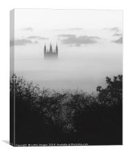 Castles In The Sky, Canvas Print