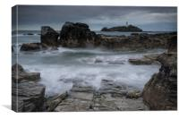 Godrevy Grey, Canvas Print