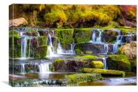 Forest of Bowland, Canvas Print