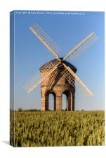 Chesterton Windmill near Leamington Spa, Canvas Print