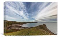 Fall Bay from Tears Point, Canvas Print