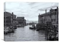 Venice - Guidecca Morning, Canvas Print