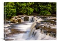 Upper Falls , Canvas Print