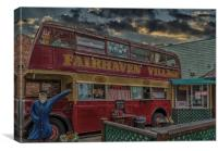 Fairhaven Fish and Chips, Canvas Print