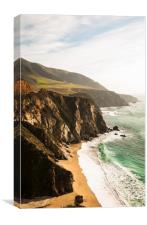 California Pacific Coast Road Trip 0576, Canvas Print