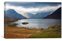 Autumn at Wastwater, Canvas Print
