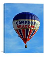 Hot Air Balloon, Canvas Print