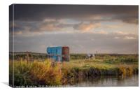 Salthouse Pond, Canvas Print