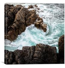 Cliffs Edge, Canvas Print