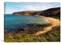 Kinnego Bay , Canvas Print