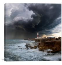 Any Portland in a Storm, Canvas Print
