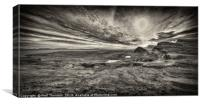 The Trotternish Ridge No. 3, Canvas Print