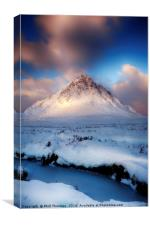Stob Dearg No.4, Canvas Print