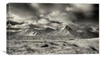 Buachaille Etive Mor No.6, Canvas Print
