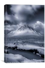 Stob Dearg No.8, Canvas Print