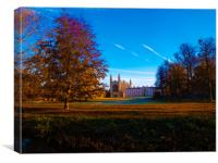 Kings College, Canvas Print