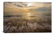 Selsey Bill, Canvas Print