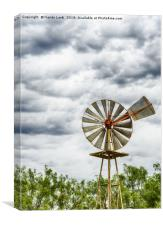 Four Strong Winds, Canvas Print