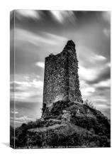 Freudenberg Castle, Canvas Print