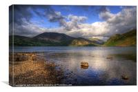 Ennerdale Water, Canvas Print