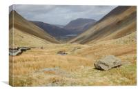 Kirkstone Pass 07, Canvas Print