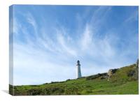 Hoad Hill, Ulverston, Lake District, Canvas Print