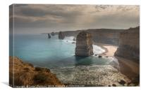 THE SEVEN SISTERS, QUEENSLAND., Canvas Print
