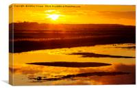 Norfolk magic., Canvas Print