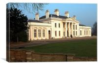 HYLANDS HOUSE, CHELMSFORD, Canvas Print