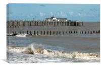 SOUTHWOLD,SUFFOLK, Canvas Print