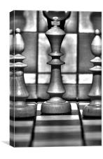 Checkmate, Canvas Print