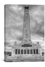 Chatham War Memorial, Canvas Print