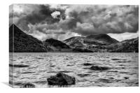 Ullswater, Lake District, Canvas Print