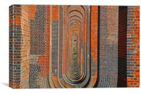 Balcombe Ouse viaduct, Canvas Print