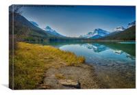 Yoho National Park, Canvas Print