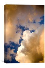 Cloudscape, Canvas Print