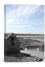 from st mary's island, Canvas Print