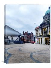 Hull Blade - City of Culture 2017, Canvas Print