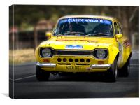 Classic Adelaide Rally, Canvas Print