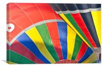 Hot Air Balloons 05, Canvas Print