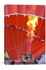 Hot Air Balloons 07, Canvas Print