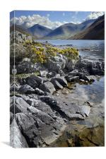 Wast Water in the Lake District, Canvas Print