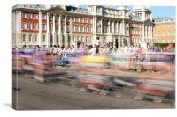 At Speed, Canvas Print