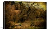 Hunworth, Norfolk 2, Canvas Print