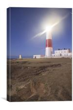 Lighthouse in Portland Bill, Canvas Print